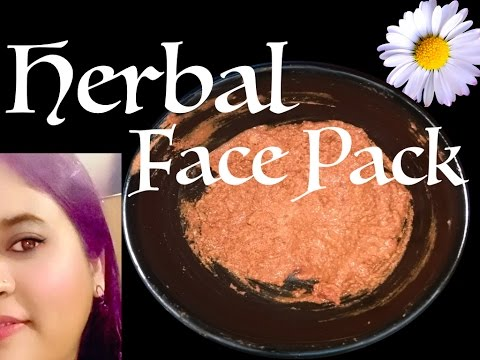 Herbal Daily Use Anti-Tan, Whitening Pack, Get Fair, Smooth, Radiant, Glowing Skin at Home