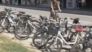 Од данас постављање нових 150 места за паркирање бицикла