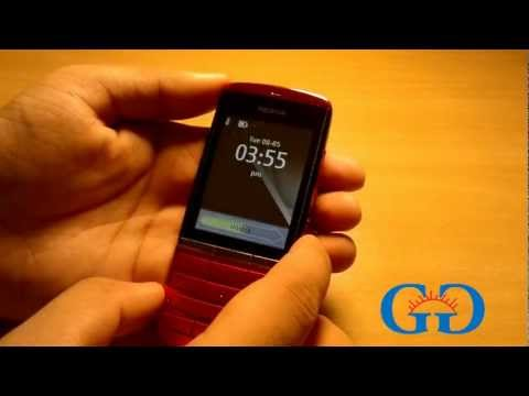 Nokia Asha 300 Unboxing and First Hands On