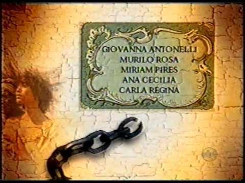 Encerramento de Esmeralda e abertura de Xica da Silva (SBT, 2005)