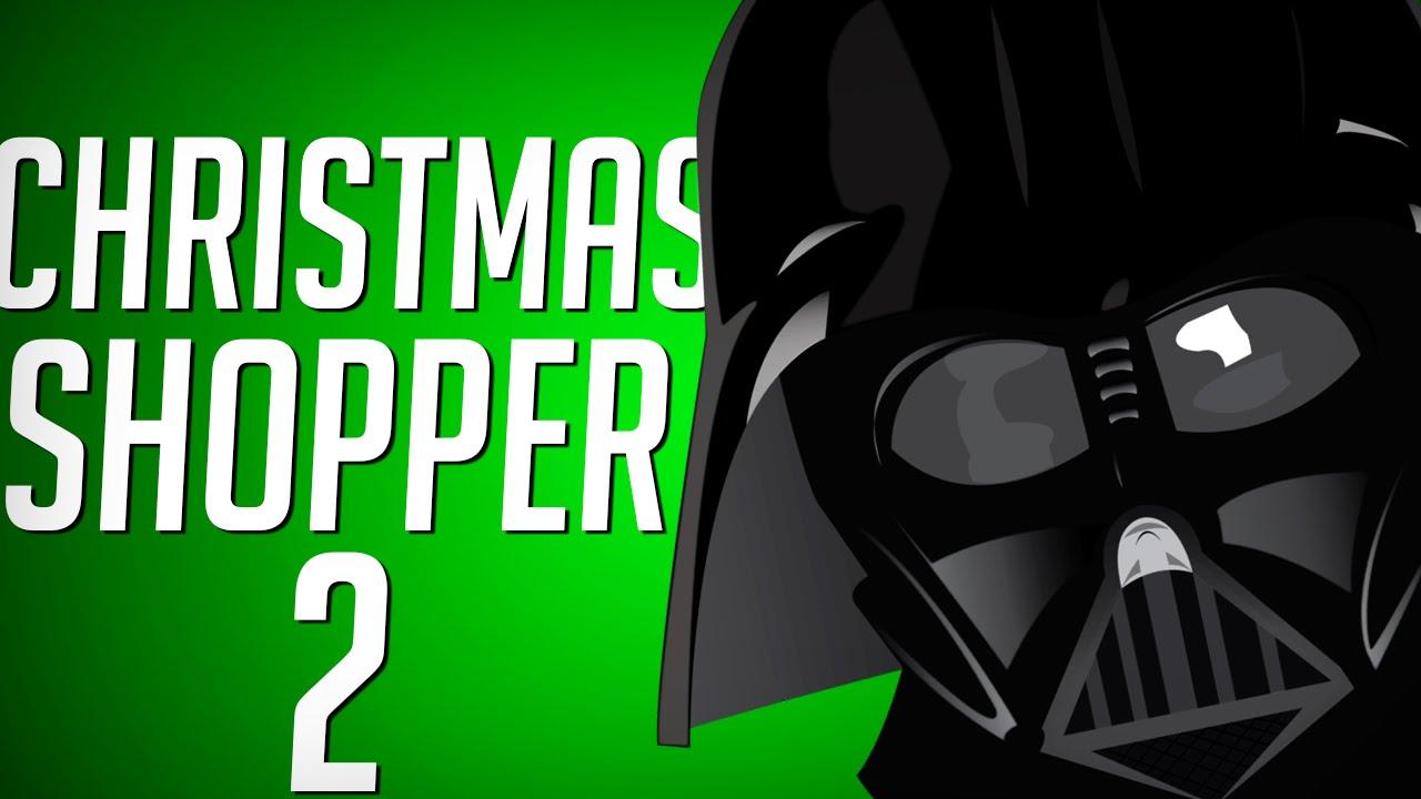 Christmas Shopper Simulator 2 | BLACK FRIDAY MADNESS - YouTube