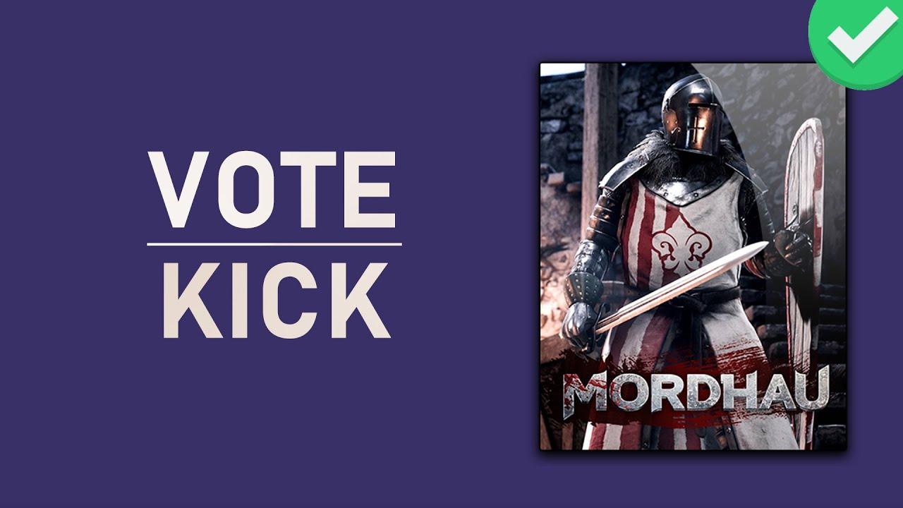 Sticker Vote Kick Redbubble