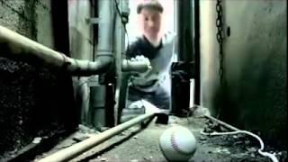 Уличный бейсбол