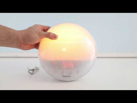 Philips HF3520 Wake-Up Light Review & Setup