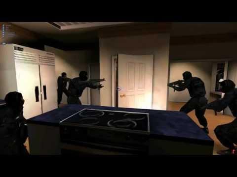 SWAT 3 Ai Room Clearances