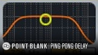 Ableton Tutorial - Ping Pong Delay (Mixing Dance Music pt 1)