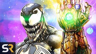 10 Ways Venom Could Totally Change The MCU