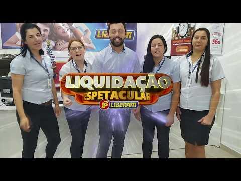 Liquidação Espetacular Liberatti - Jaguariaíva