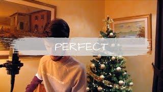 Ed Sheeran - Perfect (English + Italian) [Acoustic cover - Federico Madeddu]