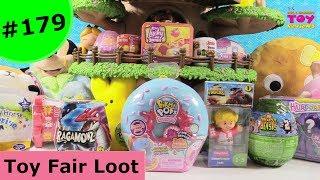 Blind Bag Treehouse #179 Unboxing Dragamonz DoughMis Hairdoables Pets Toys | PSToyReviews