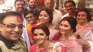 Arindam Sil | Sohini Sarkar | Tonushree Chakraborty | Durga Sohay Bengali Film Making / Shooting