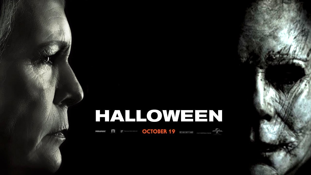 "Halloween 2018 Movie Poster: Halloween ""2018 Official Trailer"" #2"