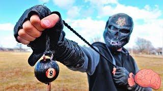 7 Armas Caseras Para Un APOCALIPSIS ZOMBIE | Mr. Tops