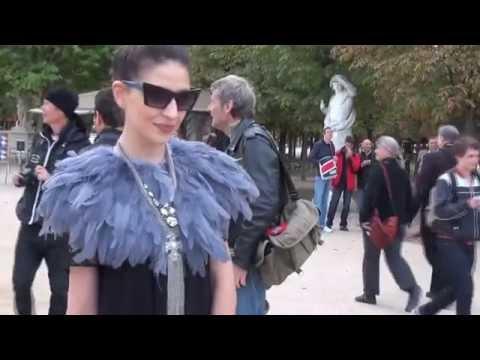 Fashion Week Paris 2012-2013  Exit  GUY LAROCHE .