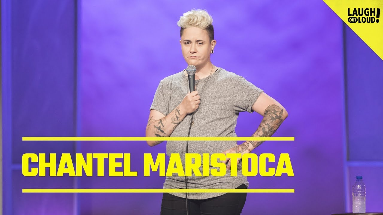 Stand Up Comedian Chantel Marostica Thinks She Can Sing Like Rihanna