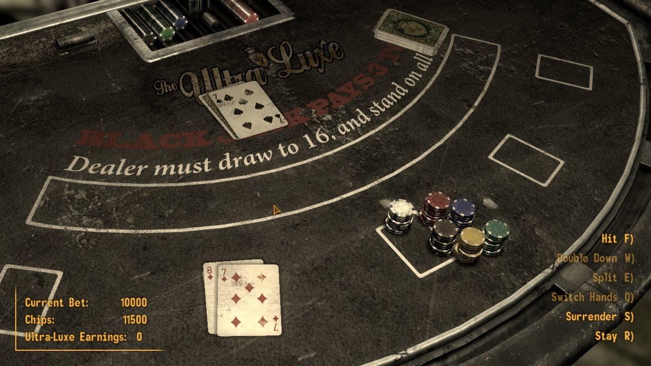 Fallout new vegas казино как играть играть косынка солитер паук карты дурак