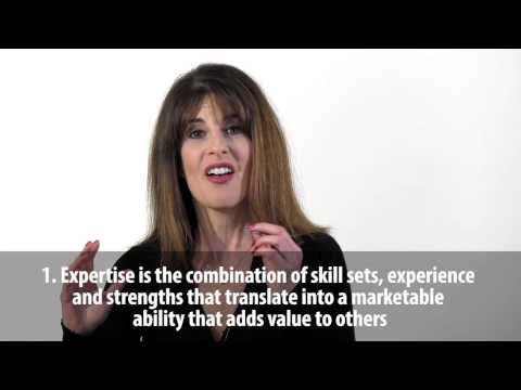 How To Describe Your Consulting Expertise