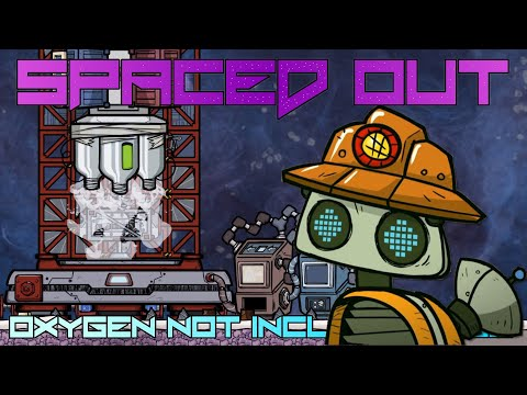 SHIPPING WITH ROCKETS! New DLC Spaced Out for Oxygen Not Included ep16