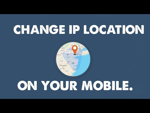 How To Change The IP Address On Android Device