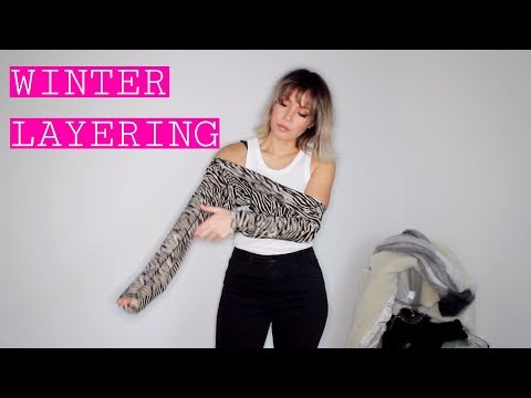 Layering Winter Outfits - LOOKBOOK | Funnypilgrim