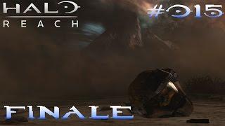 HALO REACH #015 - Und so fängt die Halo Saga an / FINALE| Let's Play Halo Reach (Deutsch/German)