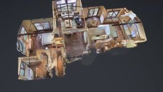 Matterport Sample Scan