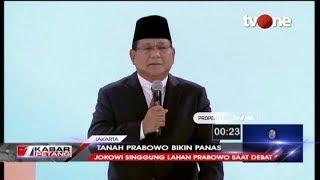 Tanah Prabowo Bikin Panas