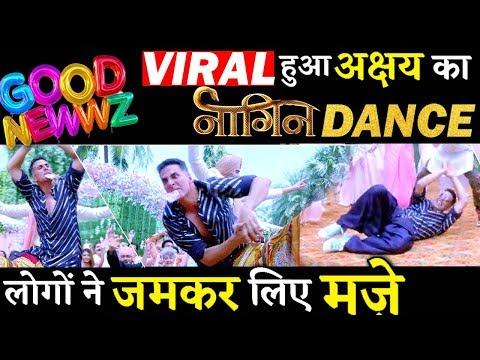 Akshay Kumar 's Naagin Dance In Sauda Khara Khara Creates Storm At Social Media! Mp3