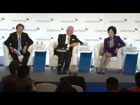 AIC 2015 Keynote: The future of Hong Kong in an era of political unrest