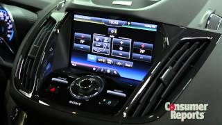 2013 Ford C Max first drive Consumer Reports