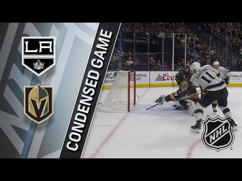 Los Angeles Kings vs Vegas Golden Knights February 27, 2018 HIGHLIGHTS HD