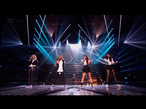 Little Mix spring into action - The X Factor 2011 Live Final (Full Version)