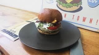 Hamburger di BUFALO al BLOOM!