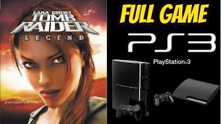 Tomb Raider Trilogy HD Remastered: LEGEND 100% PS3 Walkthrough ALL SECRETS NO COMMENTARY