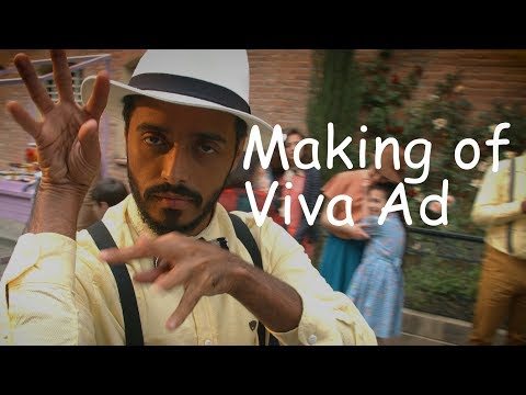 Making of Viva Telecom Ad