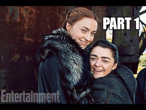 Game of Thrones Season 7 | Leaked Scenes Part 1