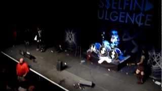 hd jimmy urine skit on stage   rams head live   3612