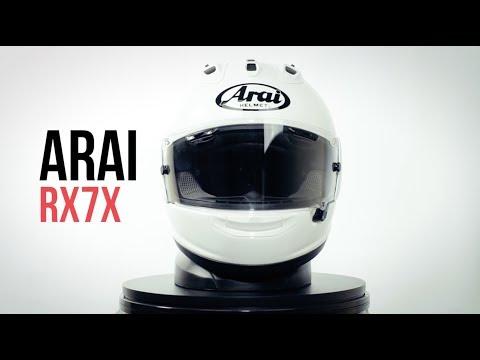 RC Video : Arai RX7X Review Eps.1 (ENG-SUB)