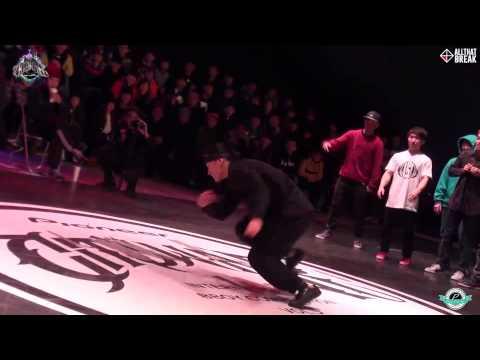 Taichung City vs Team KOREA / City War 2013 (UnderWorld Present) / Allthatbreak.com