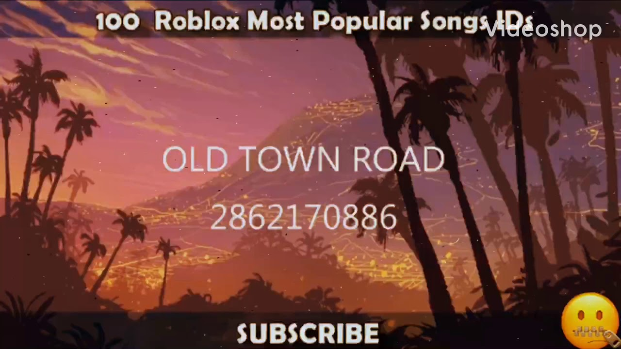 Old Town Road Roblox Music Codes