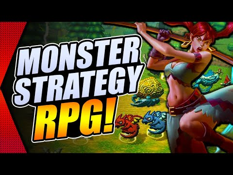 Soulite Monsters - AWESOME NEW MONSTER COLLECTION STRATEGY RPG FOR ANDROID & IOS | MGQ Ep. 492