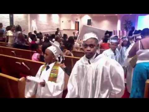 Building Blocks Academy Graduation