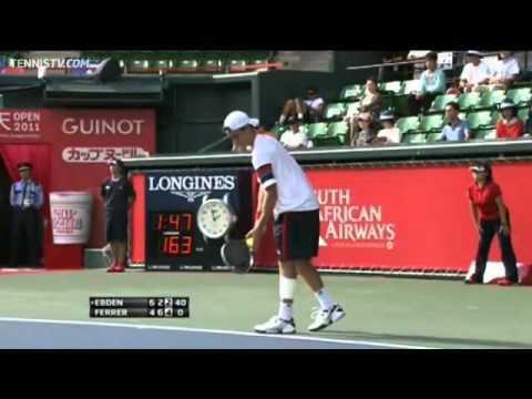 Nadal, Murray, Ferrer Advance In Thursday Tokyo Highlights