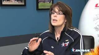 Team USA Tips - Carolyn Dorin-Ballard - London Pattern