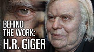 H.R. Giger Portrait: Behind The Work