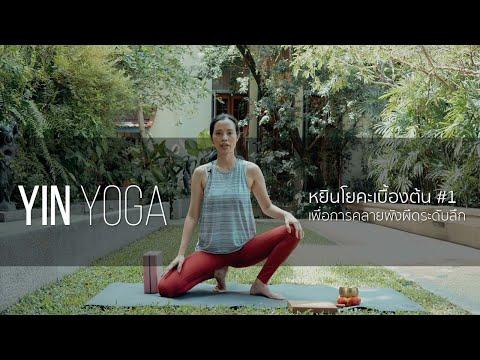 หยินโยคะเบื้องต้น | Session 1 | Yoga Room