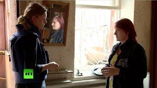 Некогда процветавший Луганск превращается в город-призрак