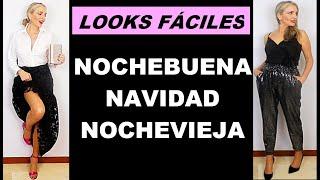 10 looks para NAVIDAD, NOCHEBUENA Y NOCHEVIEJA ( Tu Asesora de Imagen)