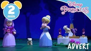 Cinderella | LEGO Retellings | Disney Junior UK | #ADVERT