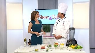 Chef Richard Hanna&#39s Quick, Easy &amp Healthy Recipes - Gazpacho